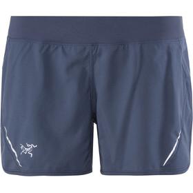 Arc'teryx W's Lyra Shorts black sapphire